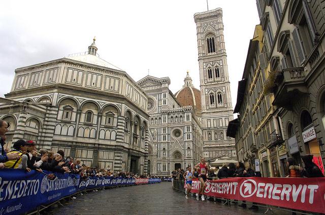 maratona de Florença