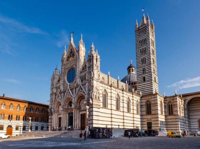 A catedral de Siena