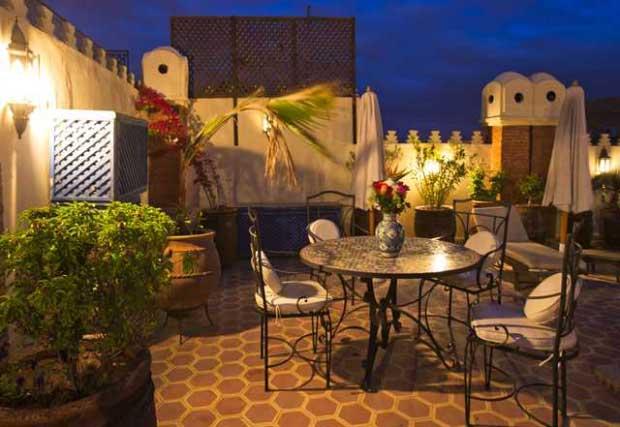 O Riad Lakhdar entre os melhores hostels da África