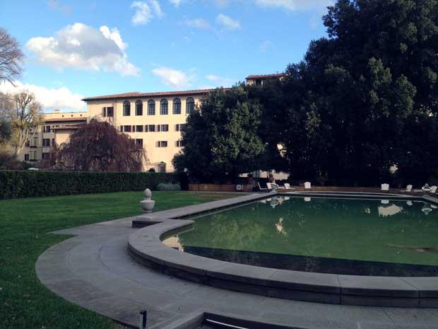 O Giardinod della Gherardesca: o maior jardim particular no centro de Florença