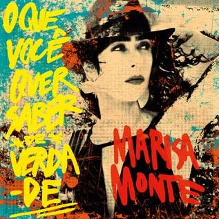 Novo álbum de Marisa Monte