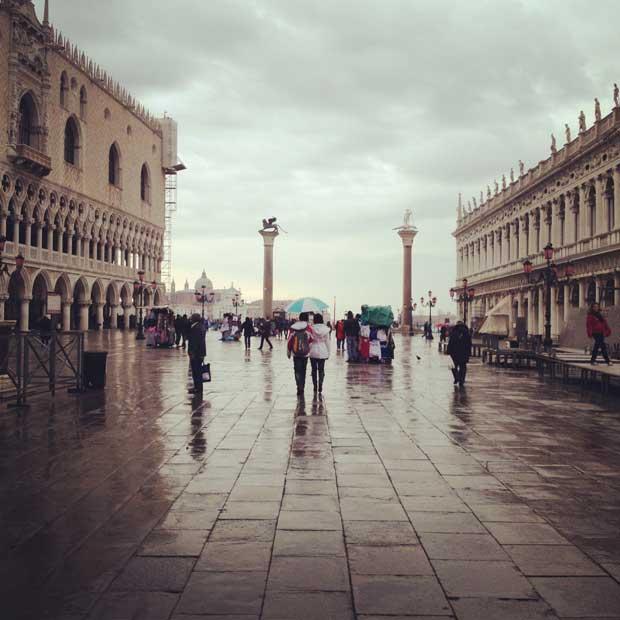 chuva-Veneza