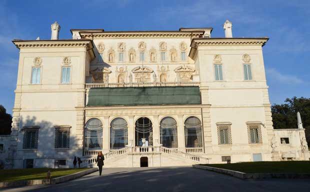 Galleria Borghese Roma
