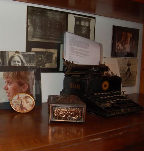 O interior do apartamento de Sandra Natali