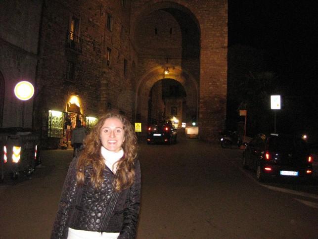 Minha passagem por Assis em 2009
