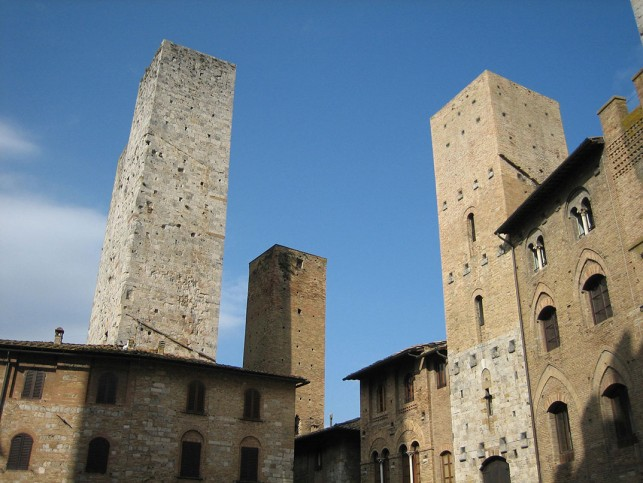 San Gimignano: para quem quer ver mais destinos durante esses 15 dias