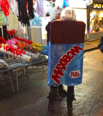 """A """"Maxibona"""" do carnaval"""