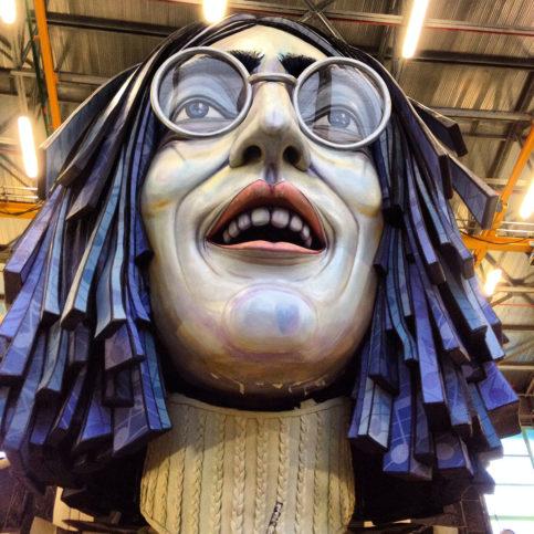 John Lennon: tema do carnaval 2014 dos Irmãos Cinquini