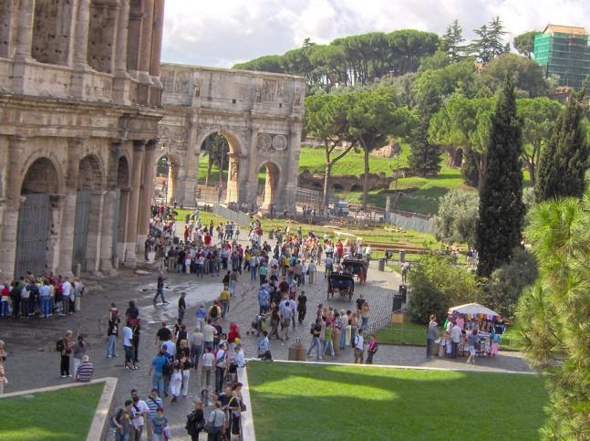 Roma, a Cidade Eterna: você pode vir 10 vezes para a Itália e ainda assim vai ter coisa bacana para ver!