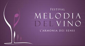 Logo Melodia del Vino 2014