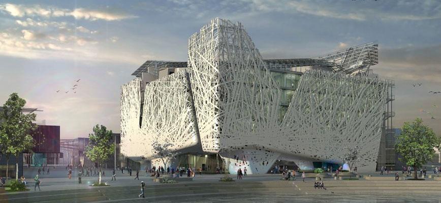 Como será o pavilhão Itália na EXPO de Milão
