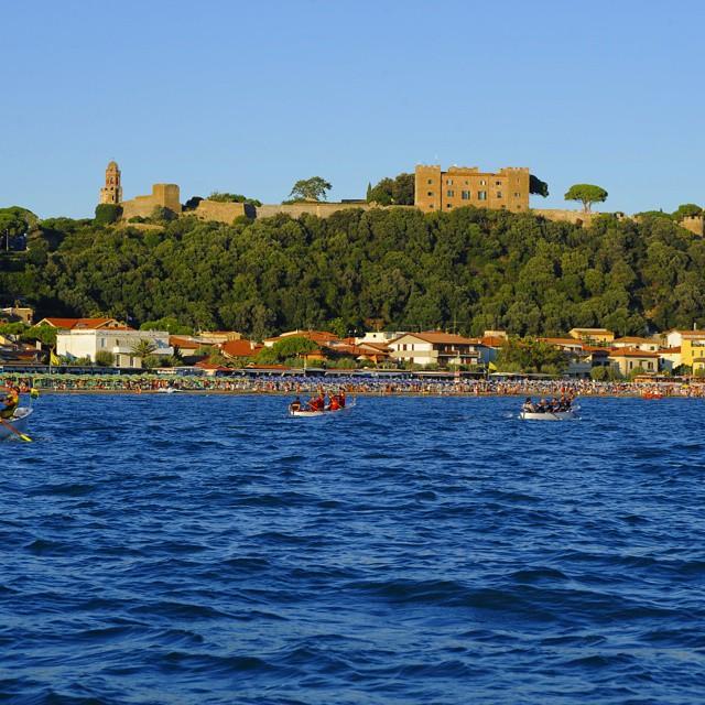 Foto de Castiglione della Pescaia (divulgação)