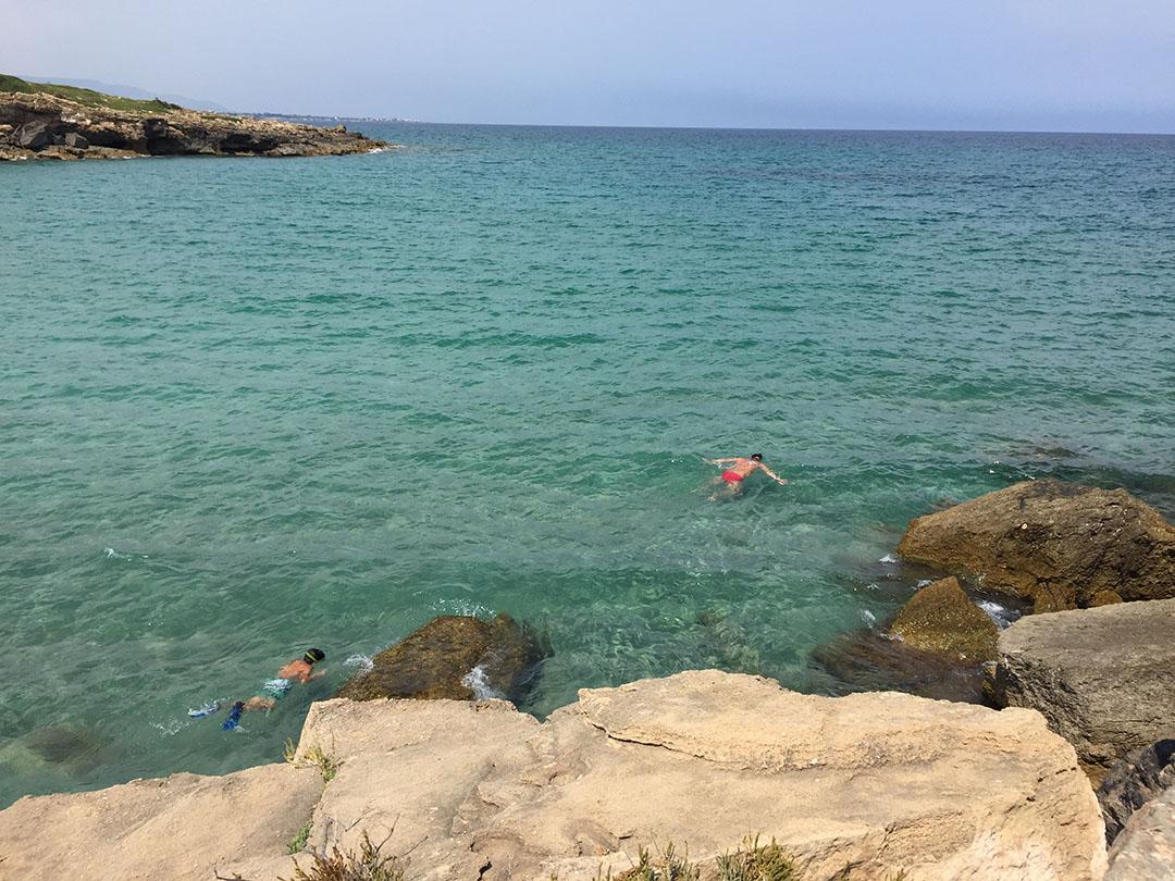 O mar da Sicília: um espetáculo da natureza