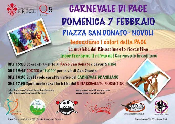 carnavale di pace