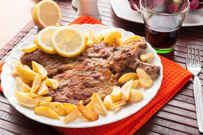prato-tipico-milao-costoletta-alla-milanese