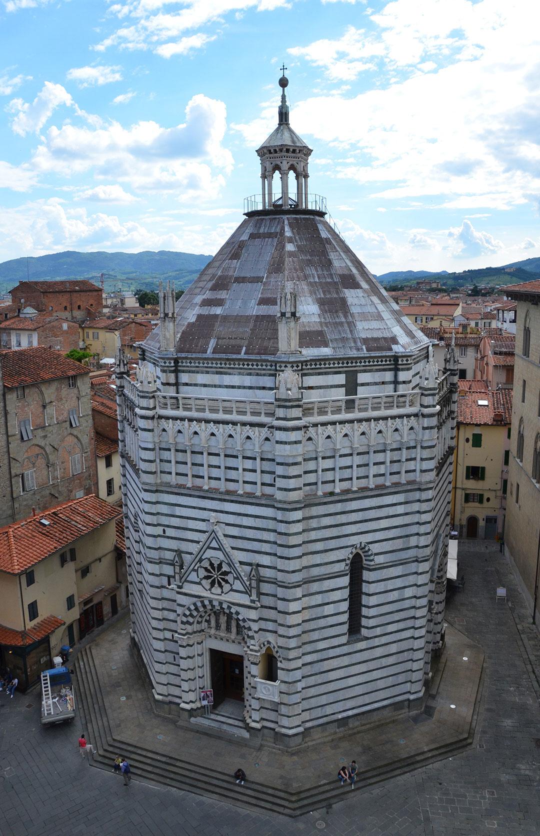 Pistoia-Batisterio-toscana