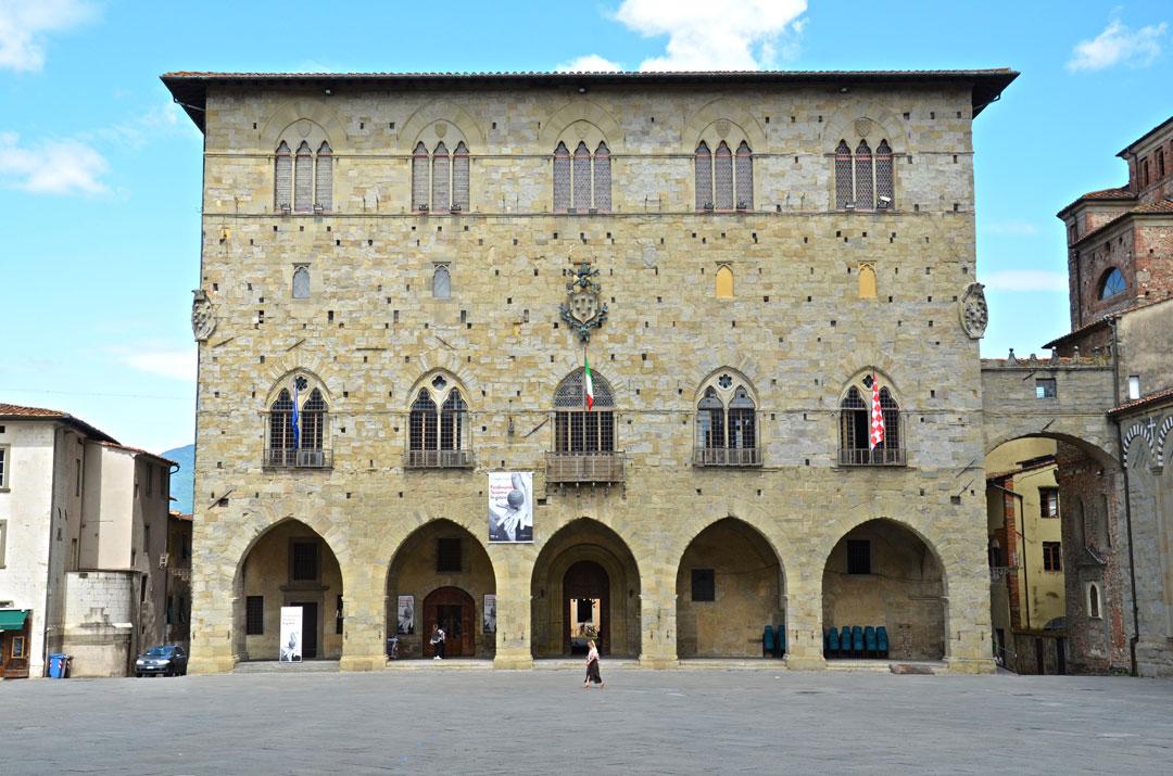 Fachada do Palazzo Comunale