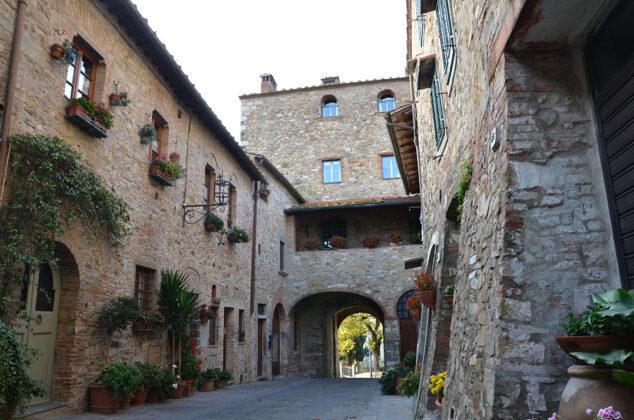 San Donato in poggio, Chianti, Toscana