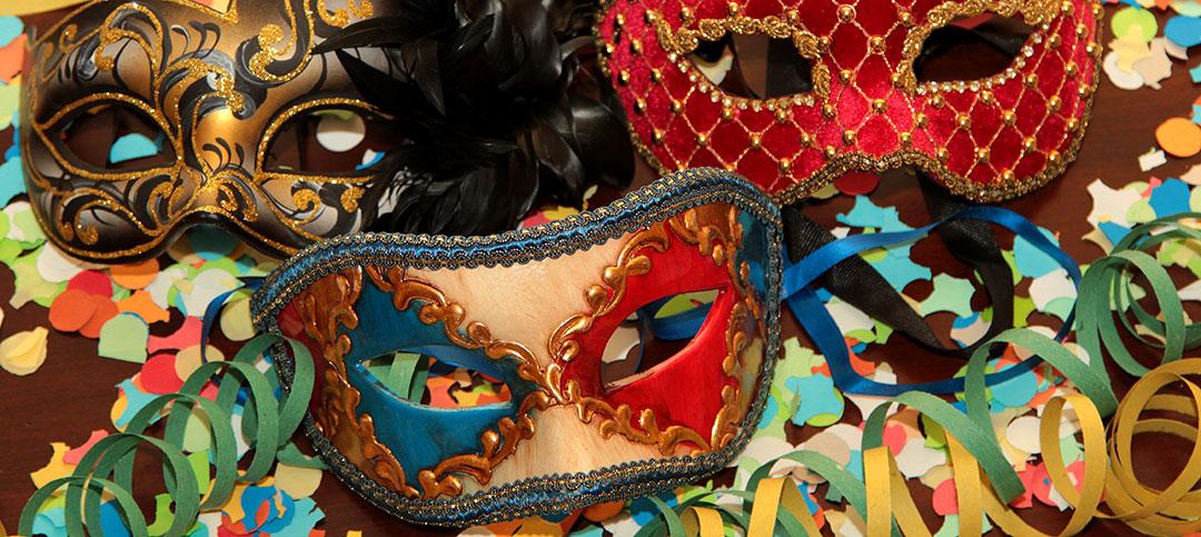 Baile de carnaval antigo 1989 - 1 6